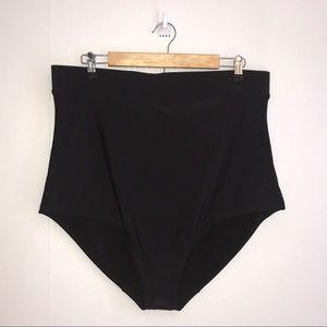 Lane Bryant High Waisted Bikini Bottoms - Size 22
